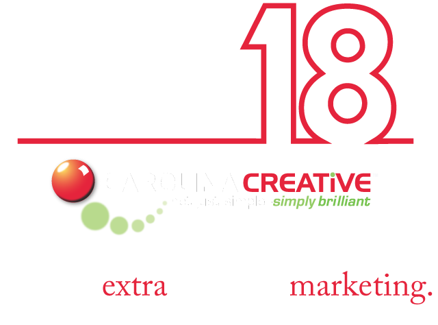 Carolina Creative - Celebrating 18 Years (2000-2018)
