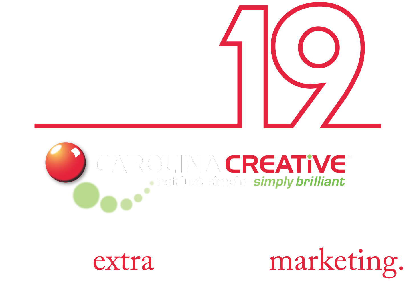 Carolina Creative - Celebrating 19 Years (2000-2019)